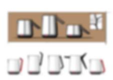 Konsumgüter, Design, Sketch, Designsketch, sketching, kaffee, espresso, vollautomat, Entwicklung, consumer electronics, product design, berlin, design agency, industrial design, designstudio, produktdesign, krb_berlin, Produktentwicklung, Industriedesign, kitchen tools, innovation, ideation sketch, household, design, german, innovation, moods,