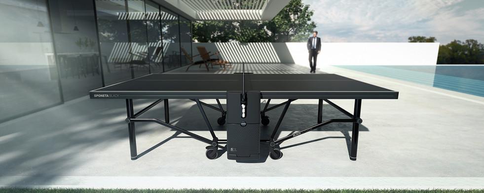 Sponeta Design Line Rendering KRB.BERLIN Industriedesign Outdoor Designer