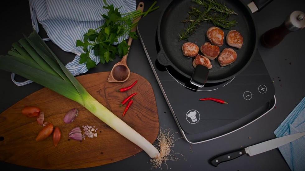 Cuciniale Design Gourmet Sensor Cooktop