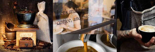 Handmade Espresso Design