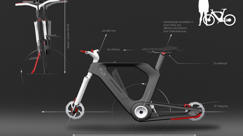 Design E-Bike Development Construction