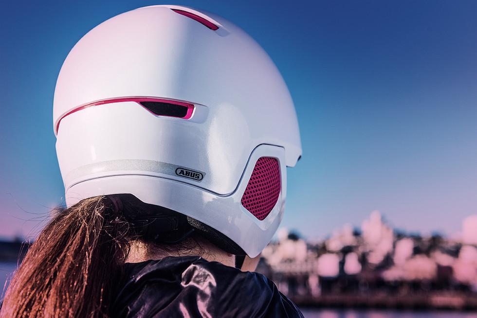 Scraper Helmet Unique Design
