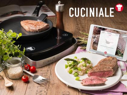 Smart Cooktop & Sensor