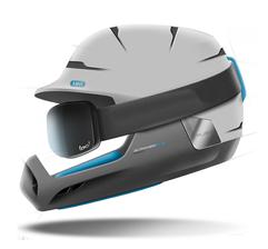 Concept Sketch ABUS Scraper Chinguard