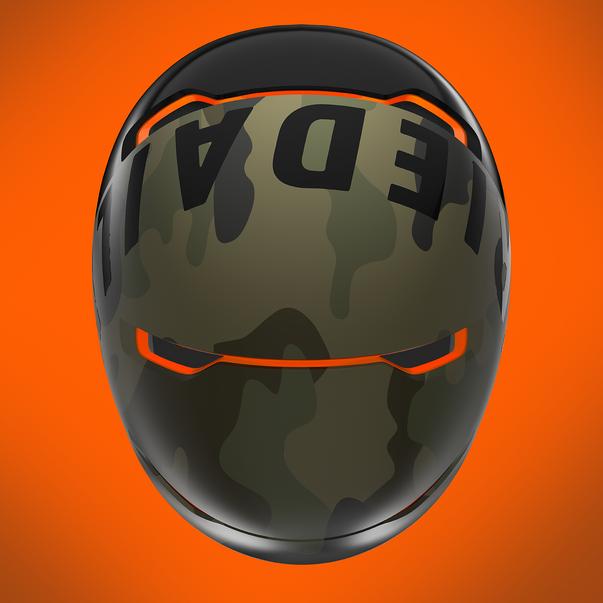 ABUS x Iriedaily Helmet