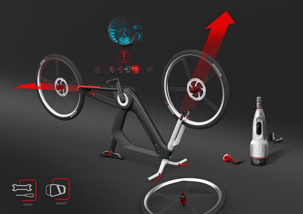 E-Bike Functional Design Development