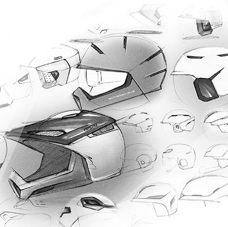 Scribbles ABUS Scraper Design Concept