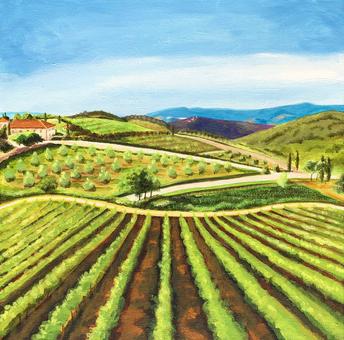 Tuscany Tour 2016