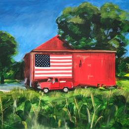 Maytown Road Barn
