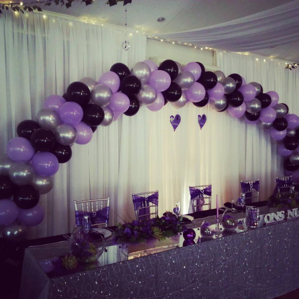 Balloon Arches Nelspruit