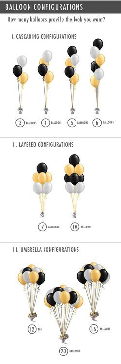 Balloon Bouquets Nelspruit