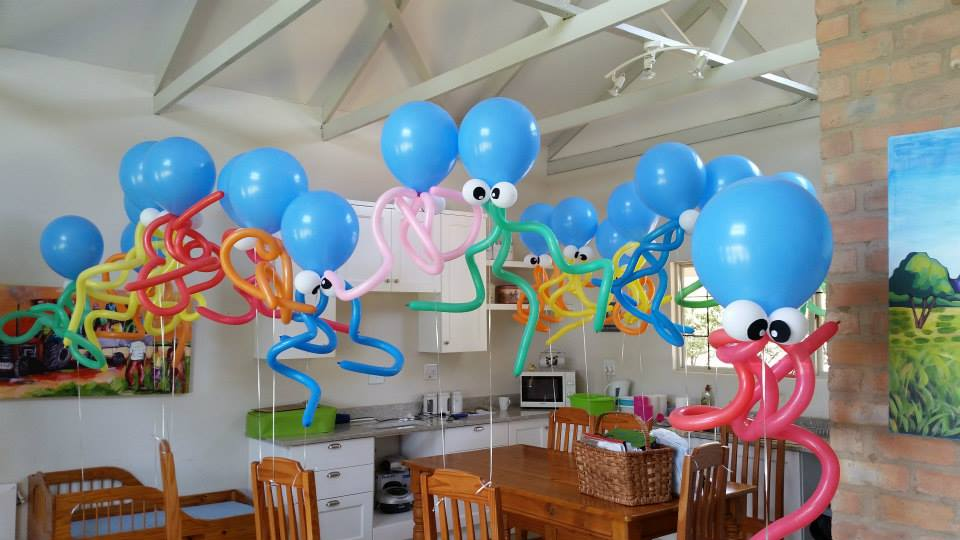 Balloon Decor Nelspruit