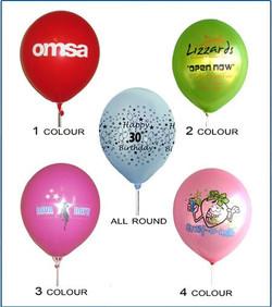 Balloon Printing Nelspruit
