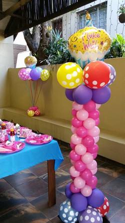 Balloon Column Nelspruit