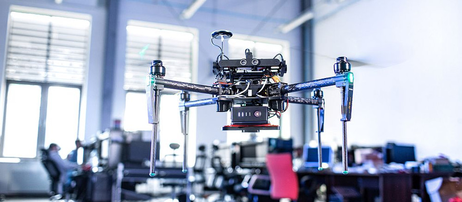2020 as the Golden Age for Dronehub, here's why.