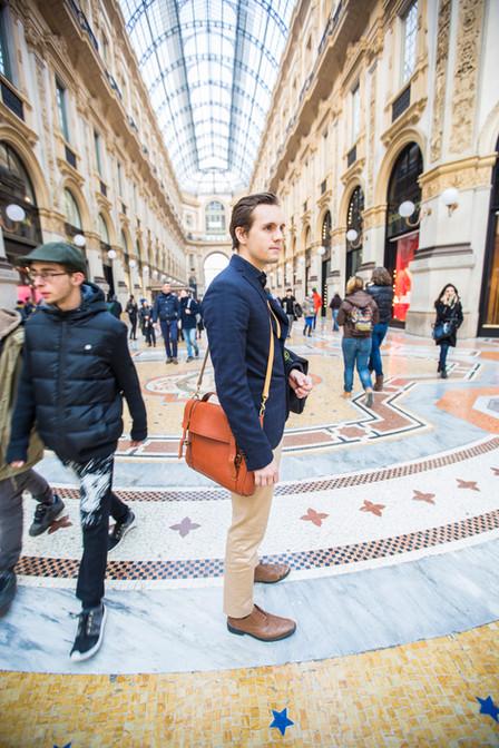 Två dygn i Milano