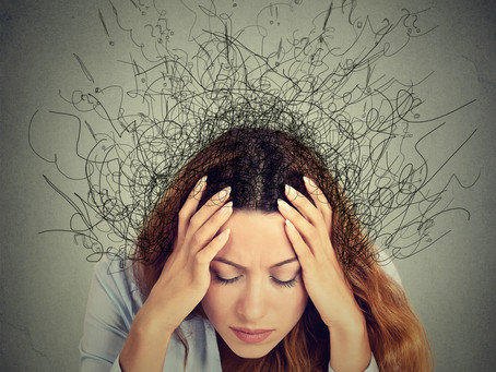 Brain Overload: When Thinking Becomes Overwhelming