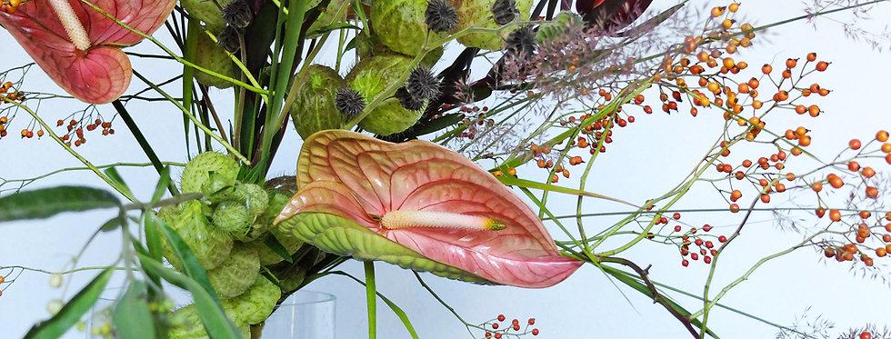Blumenstrauß Abo - Groß