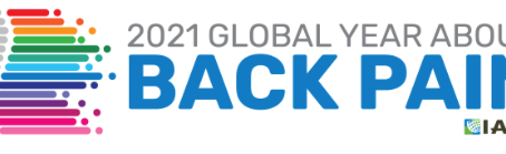 IASP 2021 - Ano da Dor Lombar