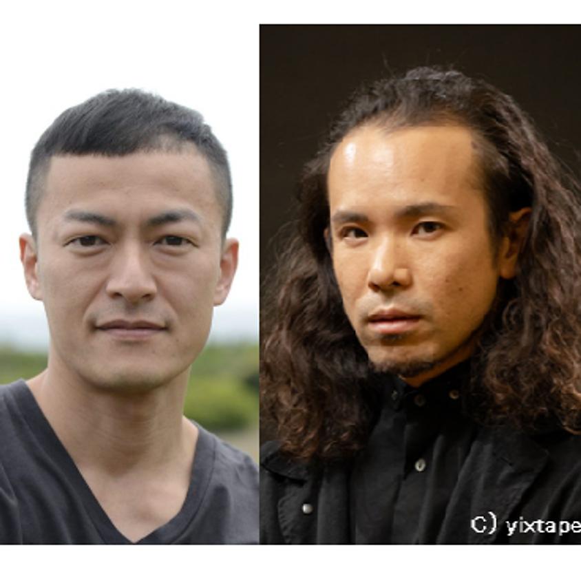 2020'7/17(金)青木尚哉 X 平原慎太郎オンライン・トークイベント