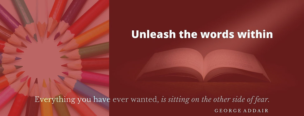Unleash The Words Within with Jennifer S