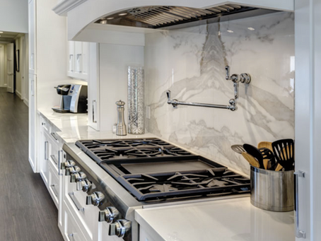 What's the Hype About White Marble?