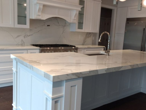 Polished Marble Countertops: Cleaning & Maintaining