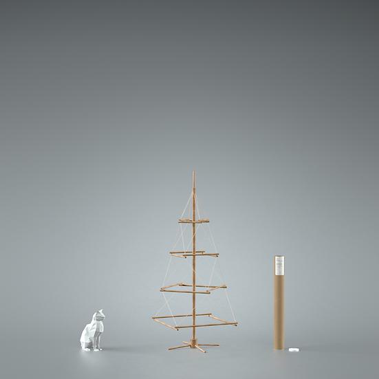 The Dot Tree Small Christmas Tree