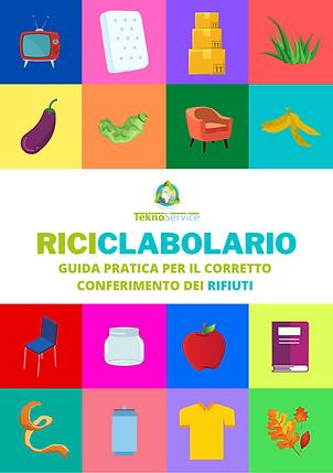 Riciclabolario - dizionario dei rifiuti