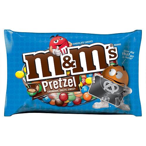 Pretzel M&M's