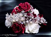 Roses & Tiara