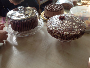 Cake Sale - All Welcome