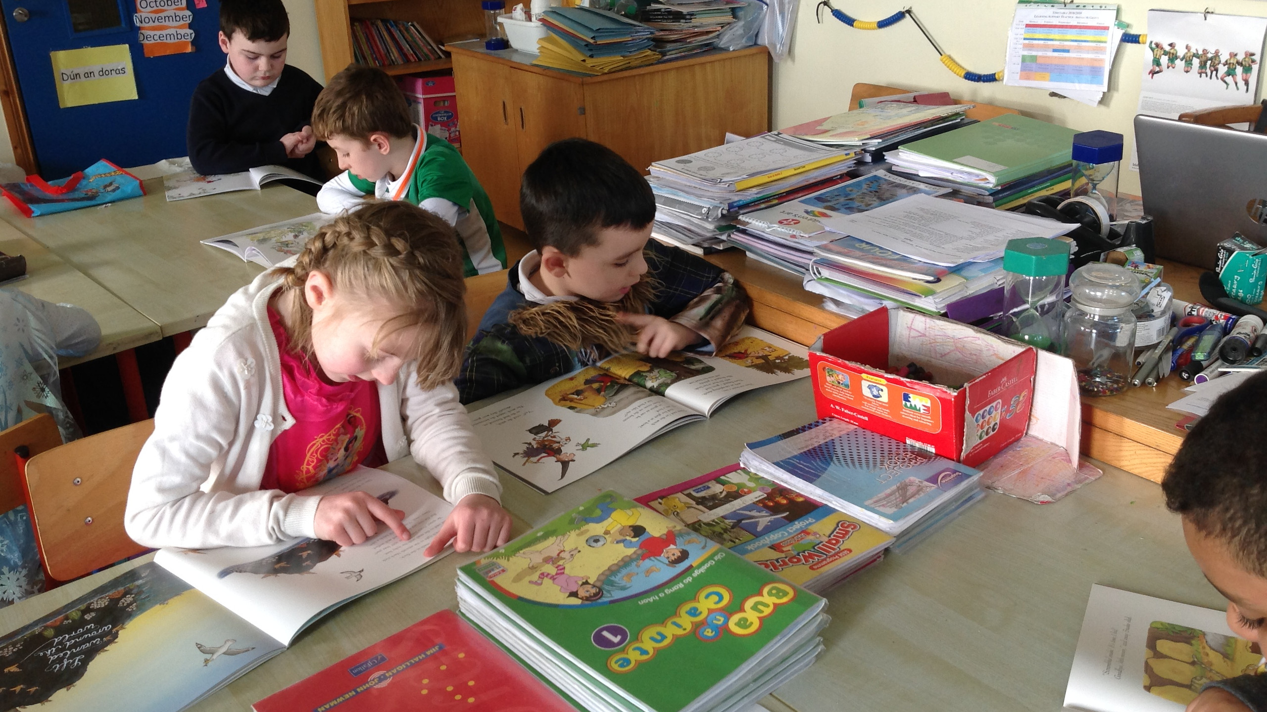1st & 2nd Class reading (9)