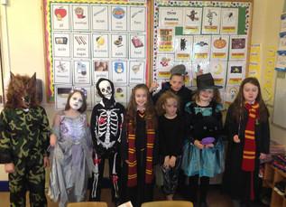 Spooky - Dress Up