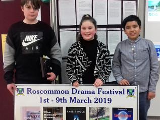 Story Writing Winners!!