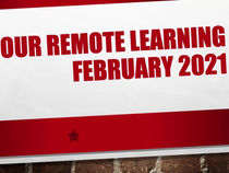 February Remote Learning
