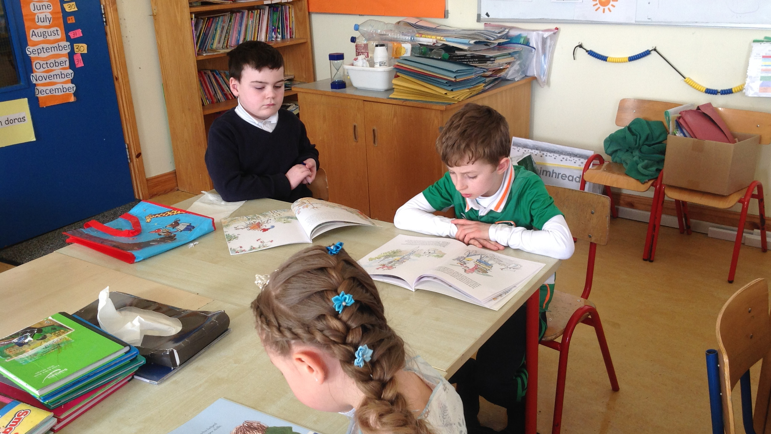 1st & 2nd Class reading (4)