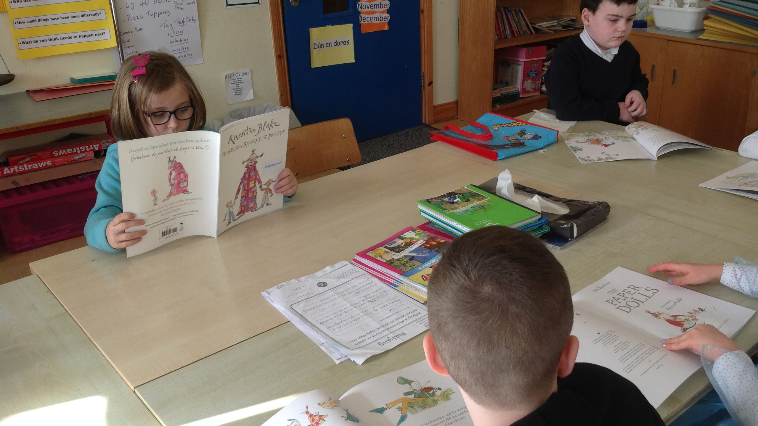 1st & 2nd Class reading (3)