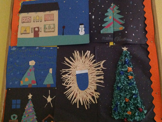 Winter / Christmas Noticeboards