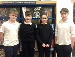 County Library Quiz Finalists