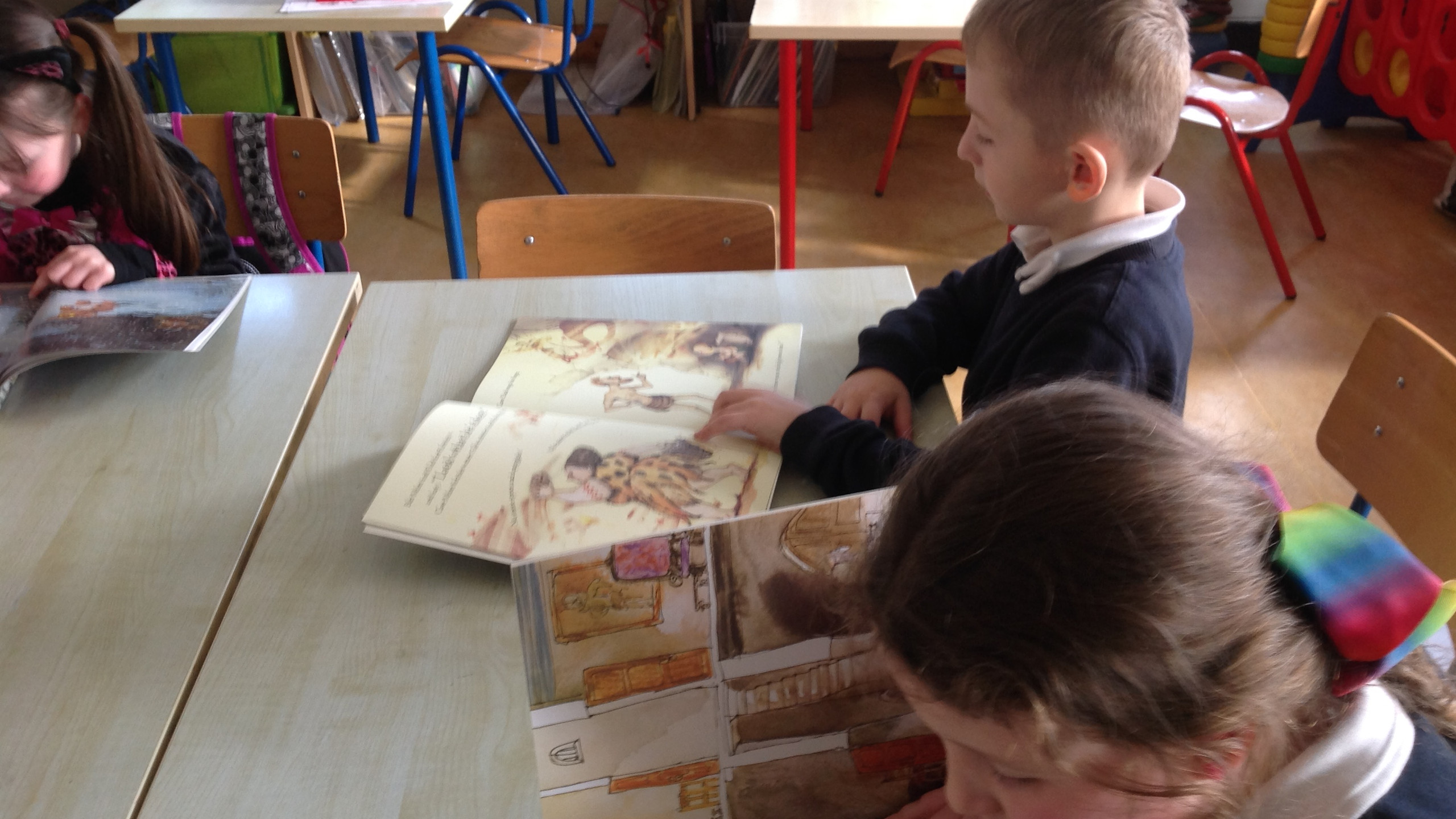 1st & 2nd Class reading (7)