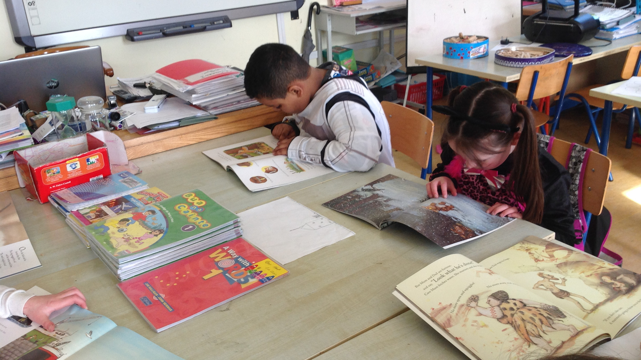 1st & 2nd Class reading (6)