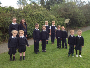 Six Sets of Twins for Ballyleague NS