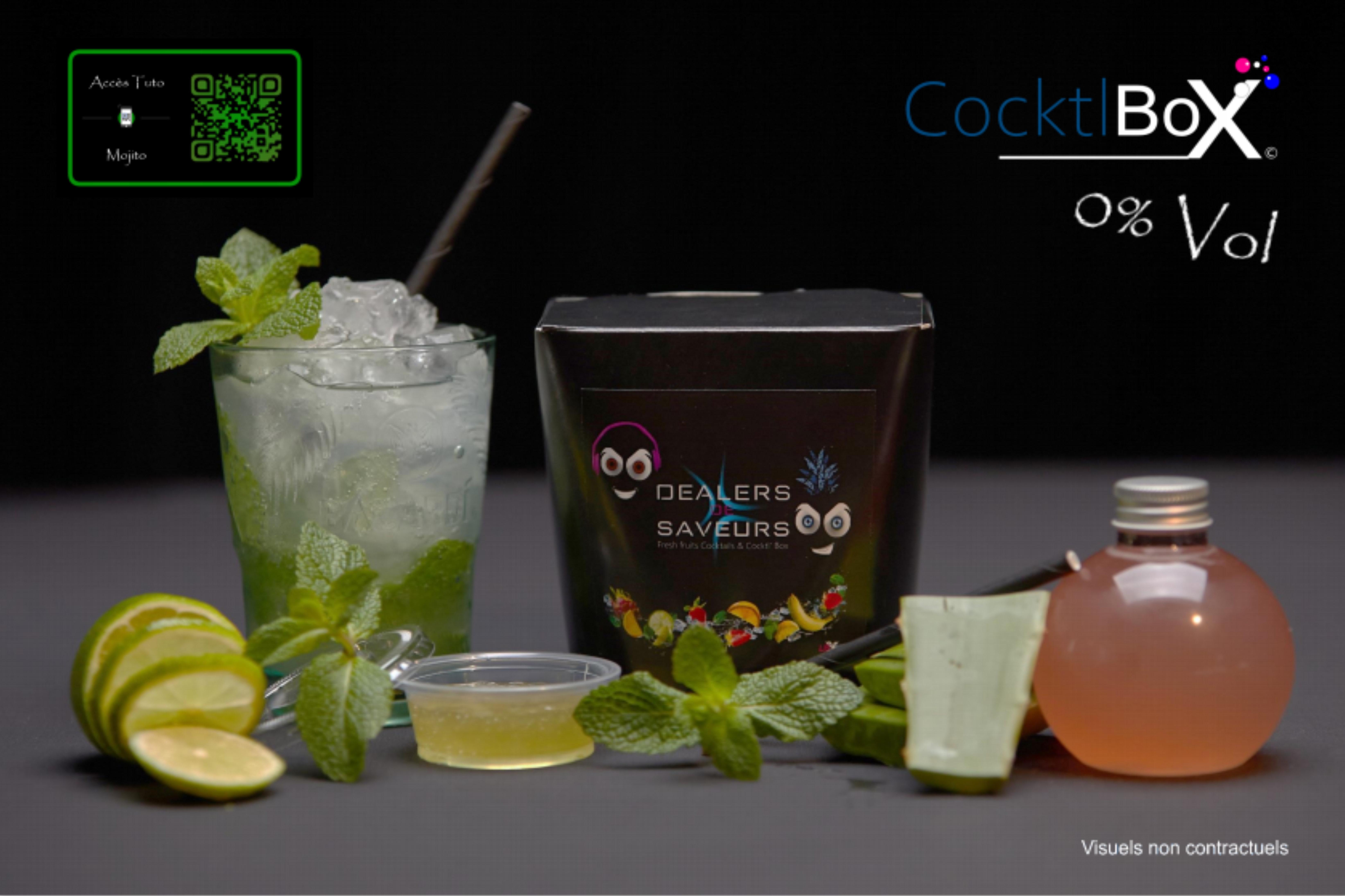CocktlBox Mojito