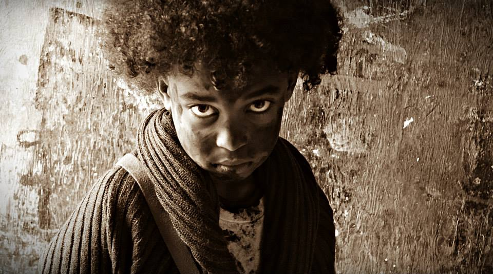 Boy in Poverty