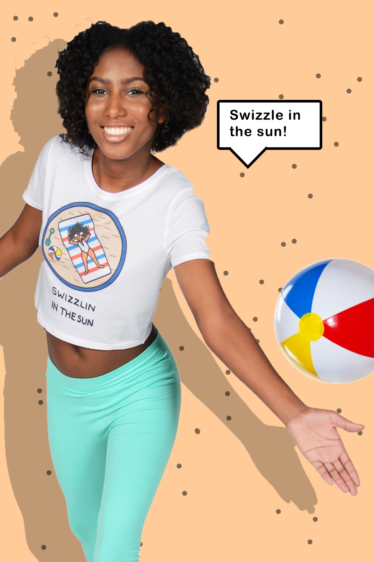 Swizzle Comic Graphic