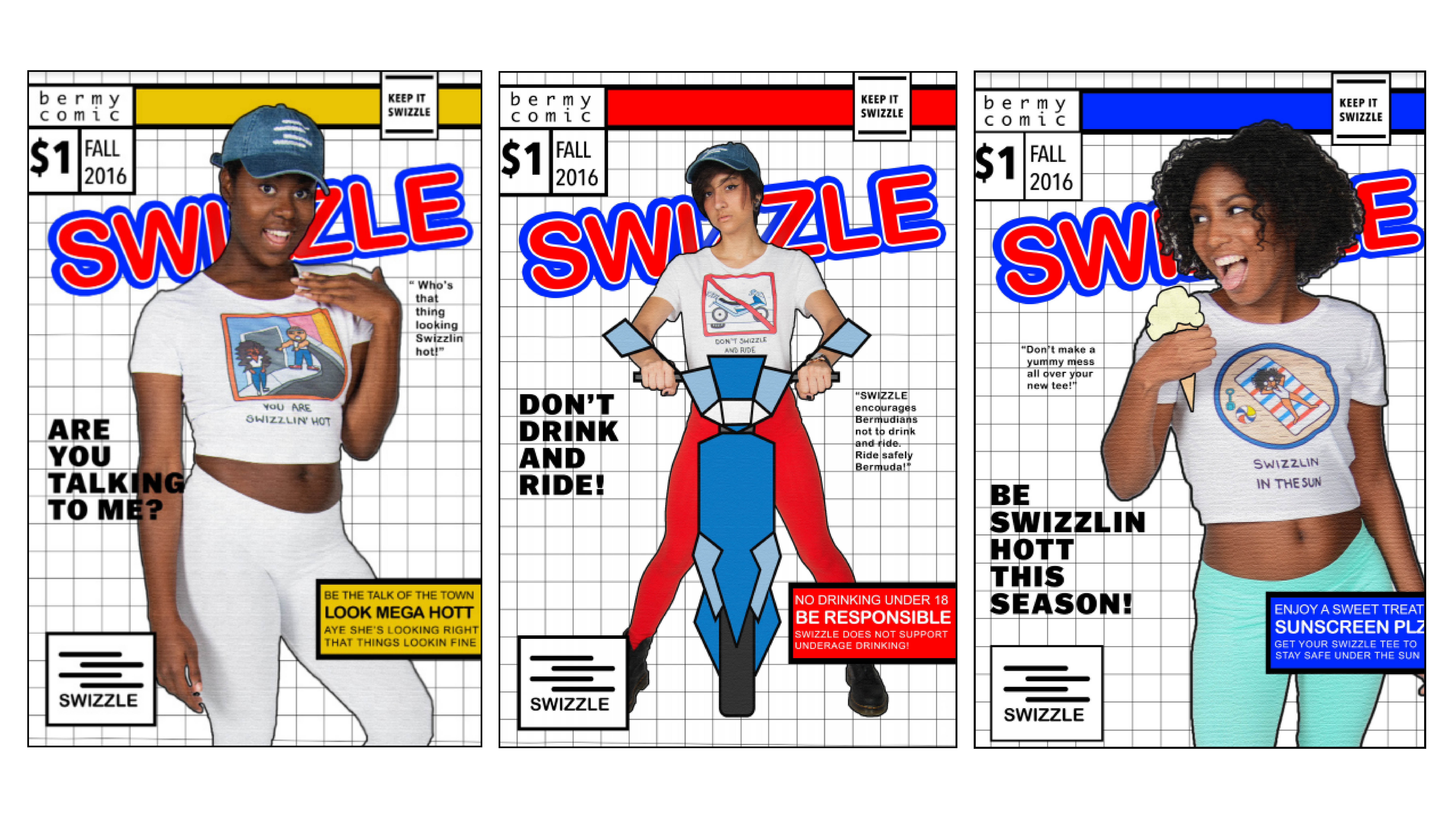 Comic Book Digital Covers