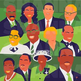 The Bermuda Heroes