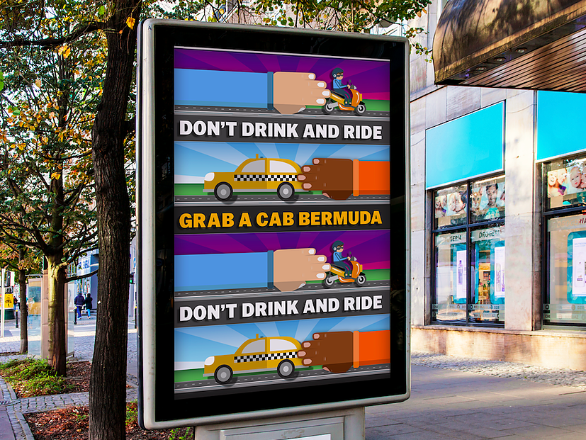 Don't Drink and Ride Street View