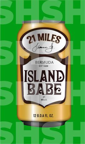 21 Miles Island Babe